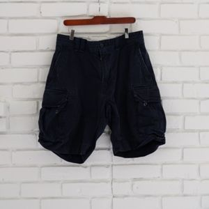 Polo by Ralph Lauren Navy Cargo Shorts